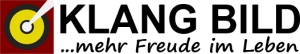 KLANG BILD Logo bei www.klang-bild.co.at